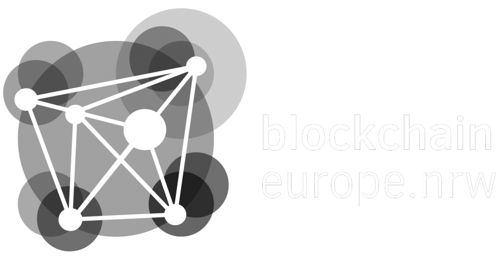 Blockchain Europe.nrw logo
